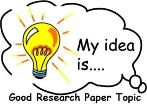 What makes a research paper thesis